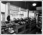 Typewriters in the DeFore and Company Typewriter Exchange