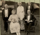 General and Mrs. Charles McCormick Reeve, George B. Eustis, Mrs. William Schley, and William G....