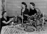 Pastors' Wives Presiding at Tea